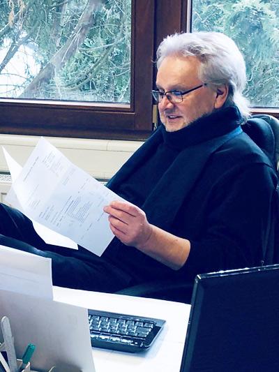 Josef Steiner – Geschäftsführer
