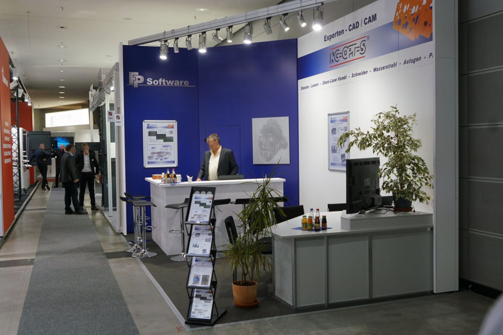 Messestand FP Software GmbH